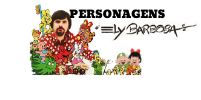 PERSONAGENS ELY BARBOSA